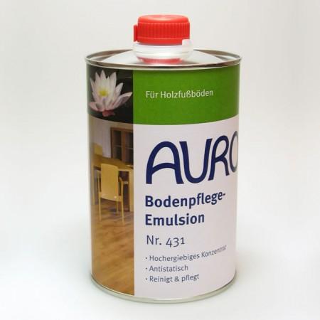 Auro Bodenpflege-Emulsion, Nr. 431, 1 l