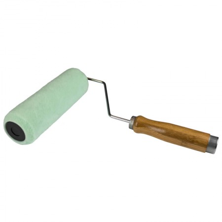EcoEzee - 2teiliger Farbroller aus Bambus und Recyclingmaterialien