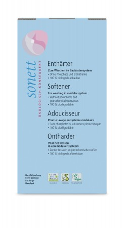 Sonett Enthärter NACHFÜLLPACK - Baustein 2