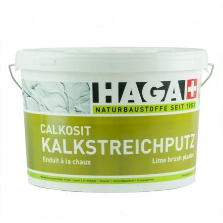 HAGA Kalkstreichputz / Rollputz innen - 5 kg SONDERPREIS