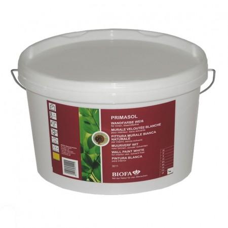 Biofa Primasol Wandfarbe weiß seidenmatt lösemittelfrei 3011