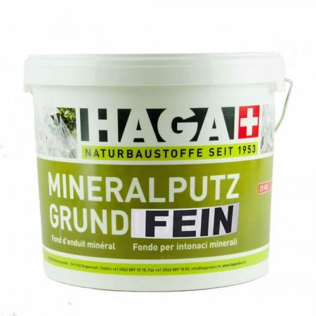 HAGA Mineralputzgrundierung fein, für innen und außen