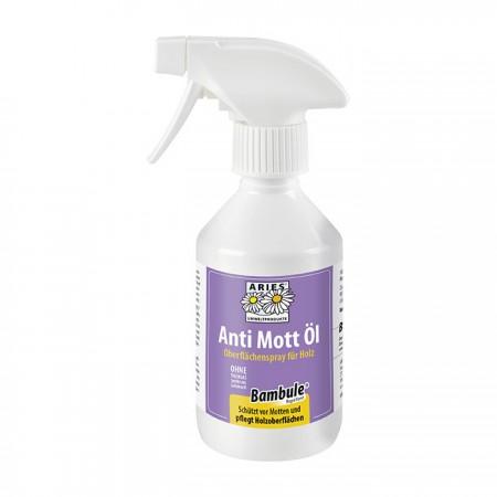 Bambule Mottenöl 250 ml Sprühflasche