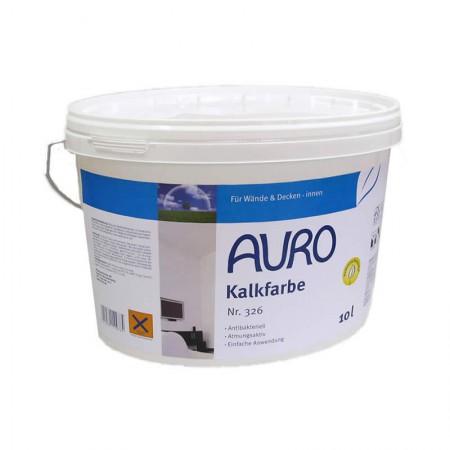 Auro Kalkfarbe Nr. 326, 10 Liter, weiß