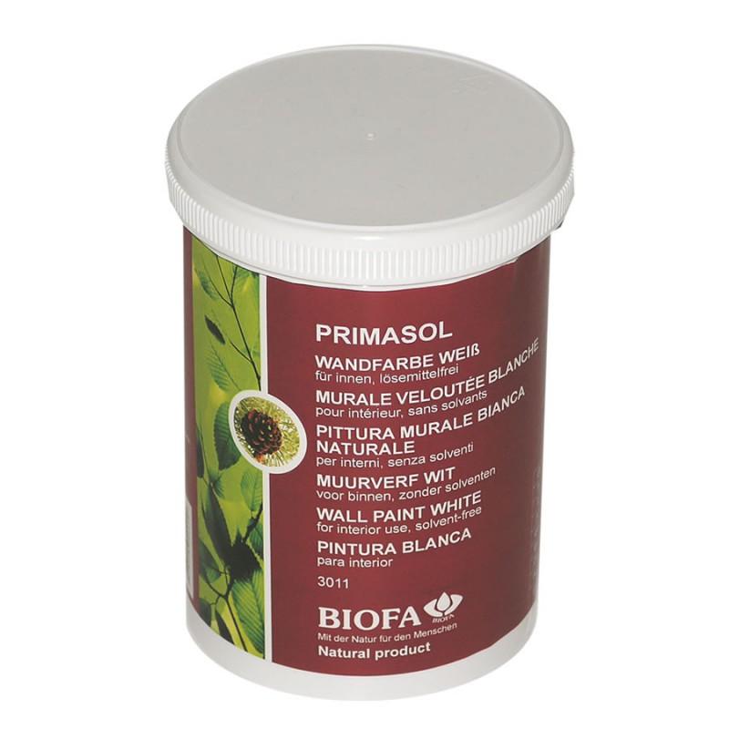 biofa primasol wandfarbe wei 3011 online bestellen. Black Bedroom Furniture Sets. Home Design Ideas