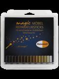 Magic Möbel Reparatursticks Set in 16 verschiedenen Holzfarben